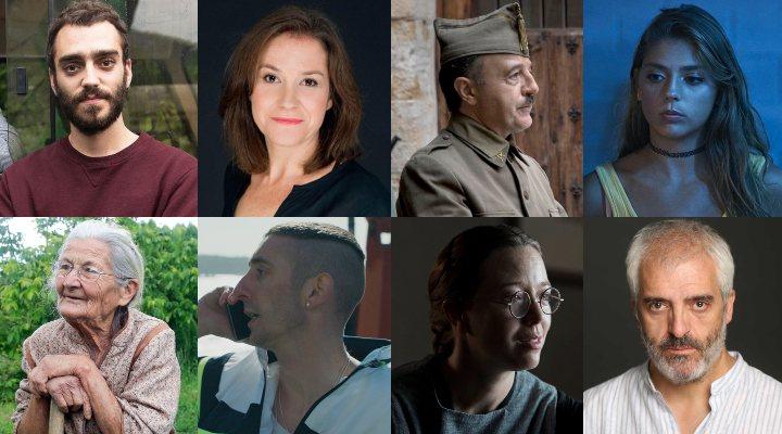 Candidatos al Goya al mejor actor revelación y a la mejor actriz revelación