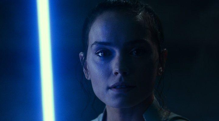 Daisy Ridley como Rey en 'Star Wars: El Ascenso de Skywalker (2019)'