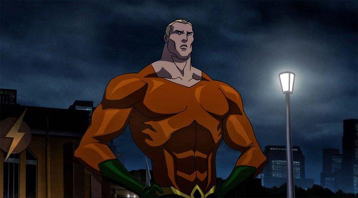 'Aquaman' serie animada