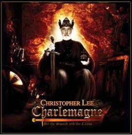 Christopher Lee se pasa al Heavy Metal