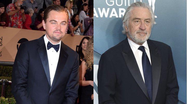 Leonardo Dicaprio Robert De Niro