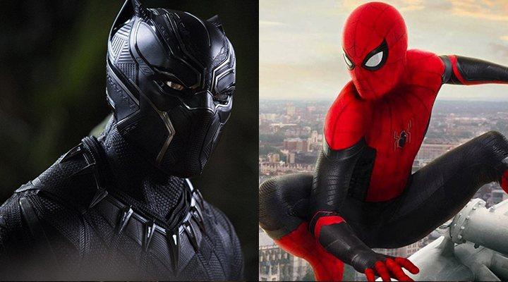 Superhéroes favoritos en el mundo