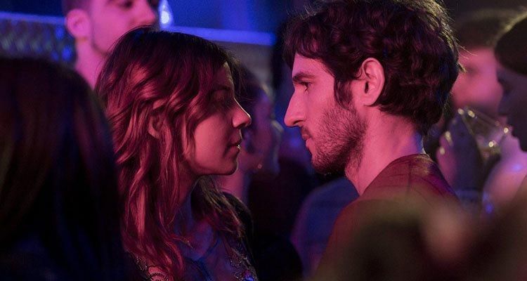 Natalia Tena y Quim Gutiérrez en 'Te quiero, imbécil'