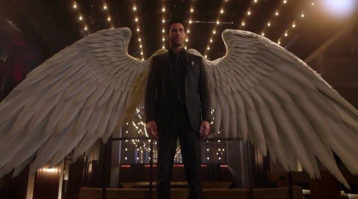Tom Ellis en 'Lucifer'