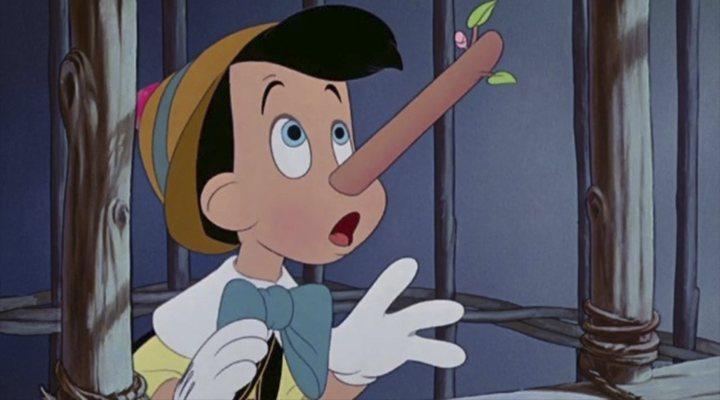'Pinocho' Robert Zemeckis