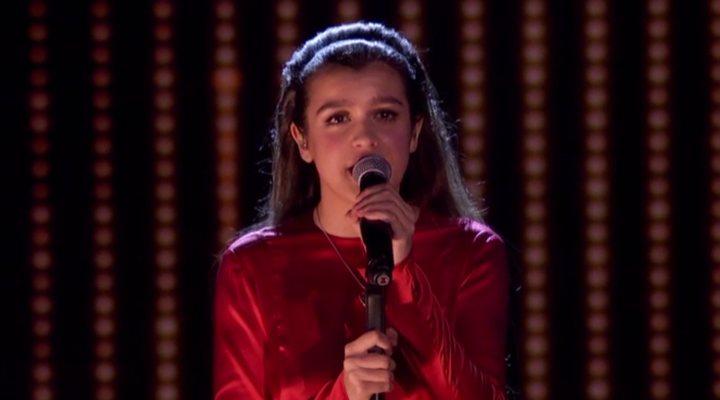 La actuación de Amaia en los Premios Goya 2020