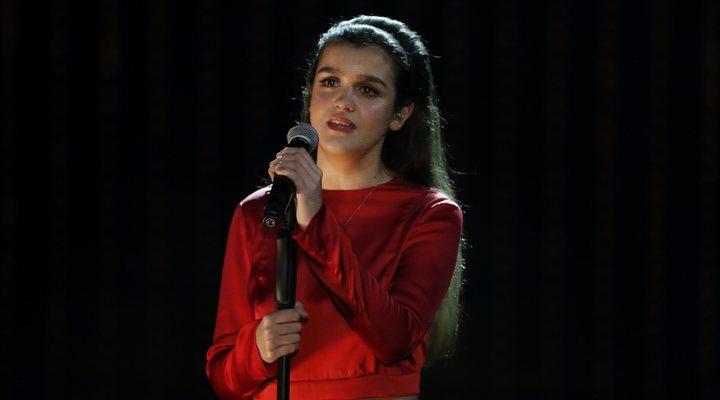 Amaia en los Premios Goya 2020