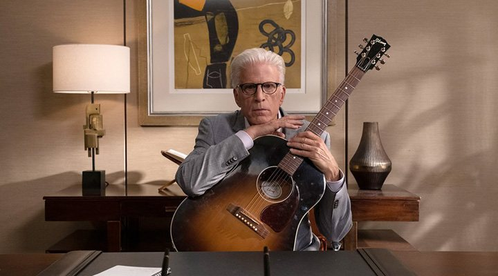 'Michael in 'The Good Place