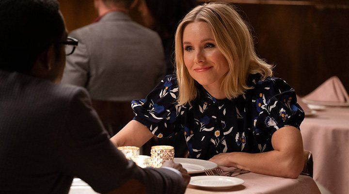 'Kristen Bell in 'The Good Place