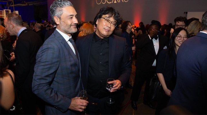 Comida de nominados a los Oscar 2020