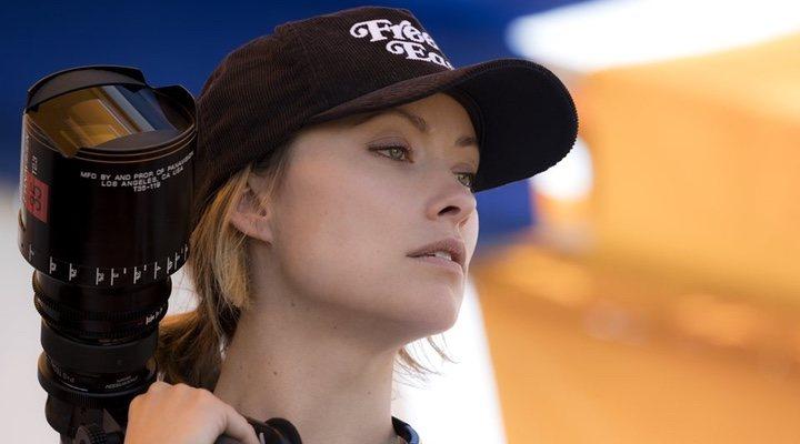 Olivia Wilde es una de las muchas directorias que encabezaron proyectos en 2019