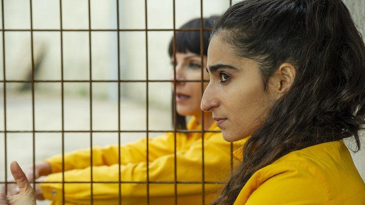 Alba Flores en 'Vis a vis: El oasis'