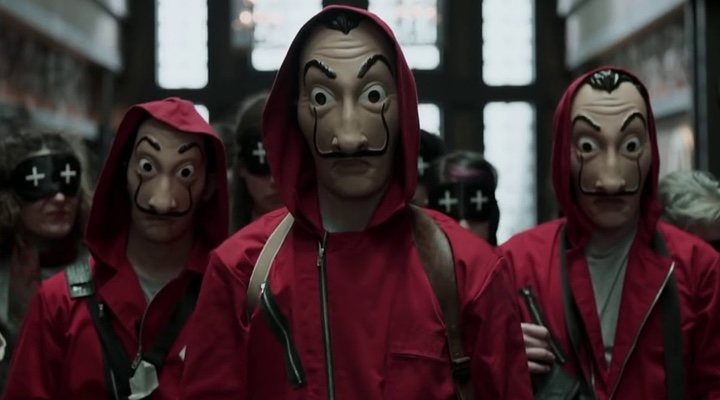 'La Casa de Papel' Documental Netflix