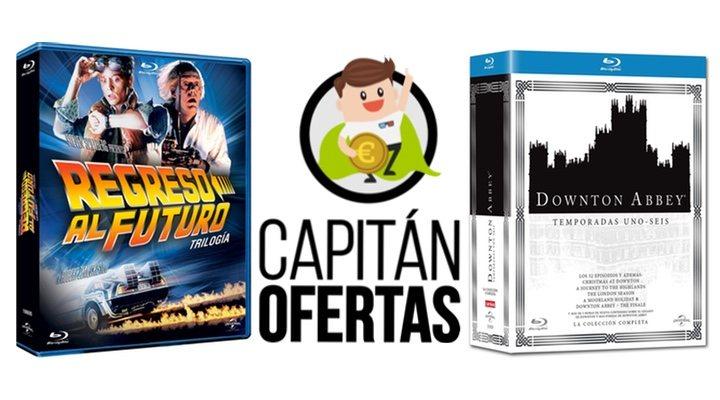 Las mejores ofertas en DVD y Blu-ray de la semana, de 'Regreso al Futuro' a 'Downton Abbey'