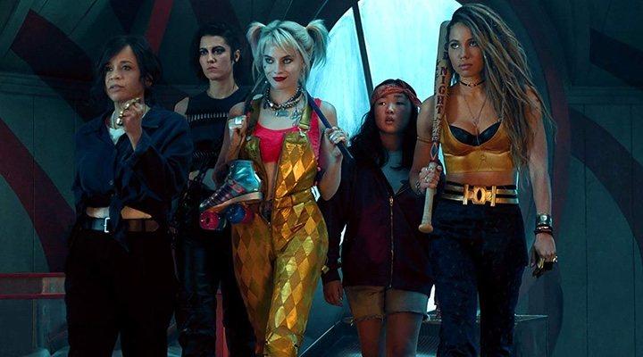 Las Aves de Presa: Harley Quinn, Canario Negro, Cazadora, La Pregunta y Cassandra Cain