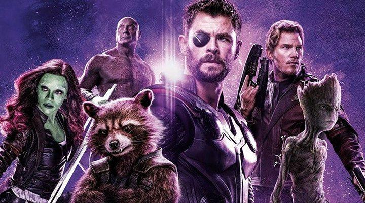 'Guardianes de la galaxia 3' tramas cerradas