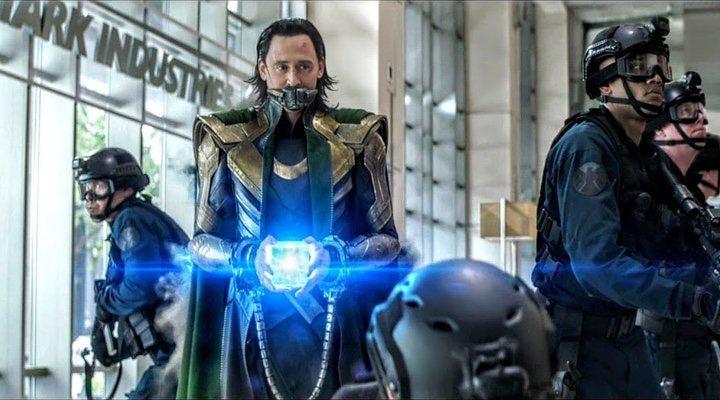 Loki, 'Vengadores: Endgame'