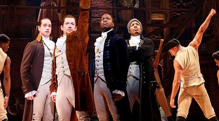 'Hamilton' musical gran pantalla