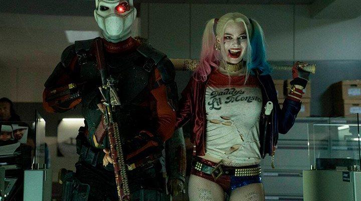 Margot Robbie como Harley Quinn en 'Escuadron Suicida'