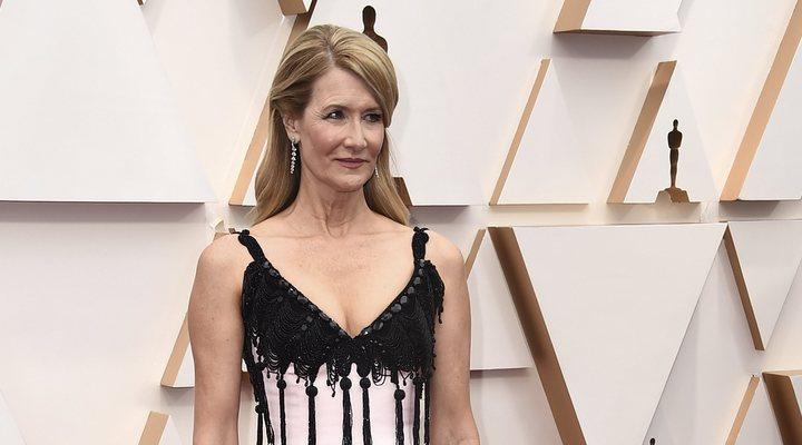 Laura Dern en los Oscar 2020