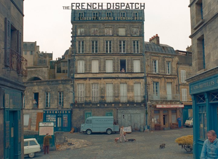 'The French Dispatch' 2