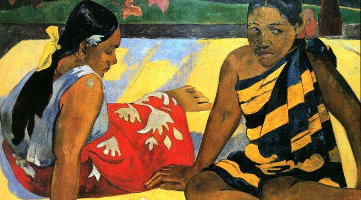 Gauguin en Tahití