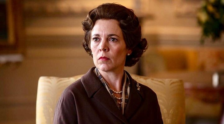 Olivia Colman 'The Lost Daughter' ' The Crown'
