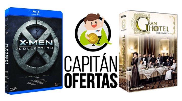 Las mejores ofertas en DVD y Blu-ray de la semana, de 'X-Men' a 'Gran Hotel'