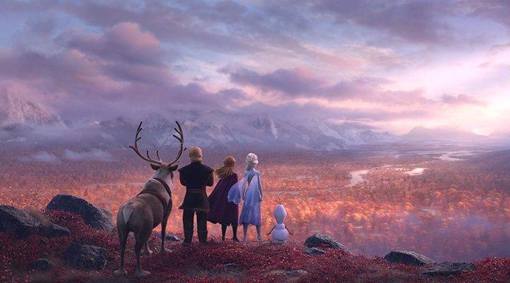 Se rendirán homenaje a 'Frozen: El reino del hielo' y 'Frozen 2' en la nueva zona de Disneyland Paris
