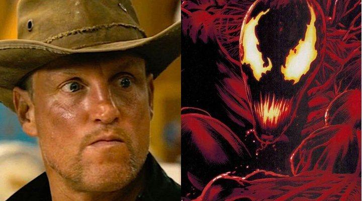 Woody Harrelson Carnage Venom 2
