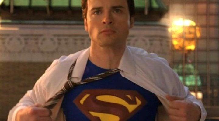 Tom Welling 'Smallville' Superman