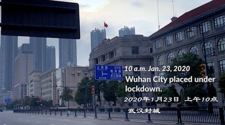 'Wuhan: The Long Night'