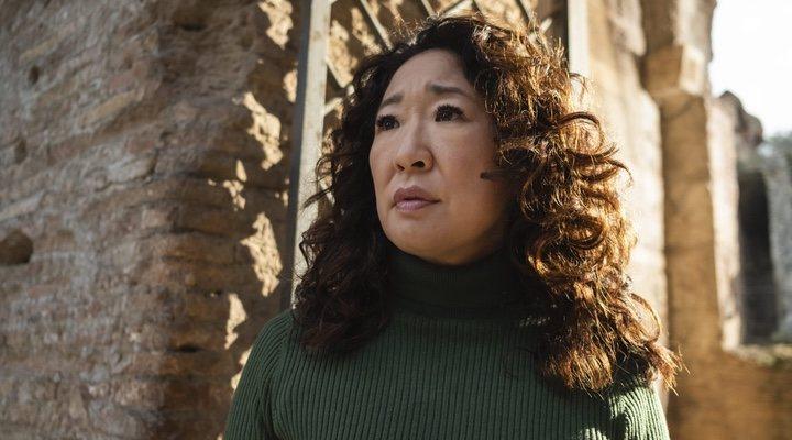 Sandra Oh 'Killing Eve'