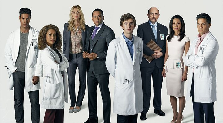 Freddie Highmore director 'The Good Doctor'