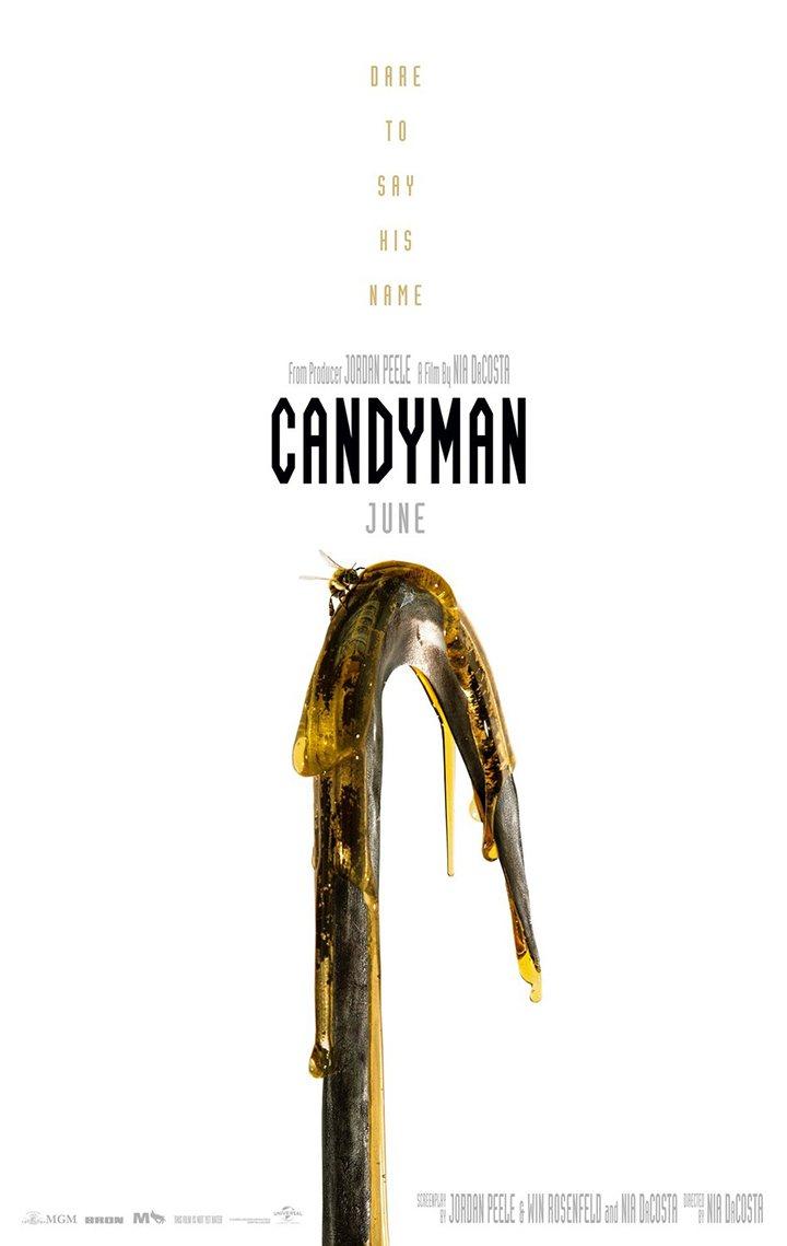 Poster de 'Candyman'