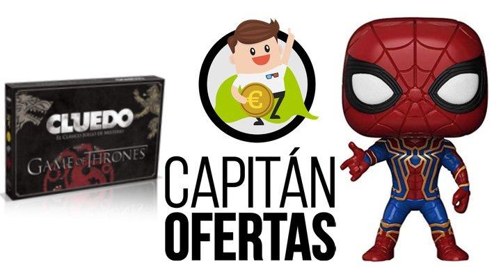 Las mejores ofertas de la semana, de 'Juego de Tronos' a 'Spider-Man'
