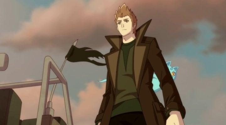 Rubius en la temporada 2 de 'Virtual Hero'