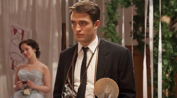 'Robert Pattinson'