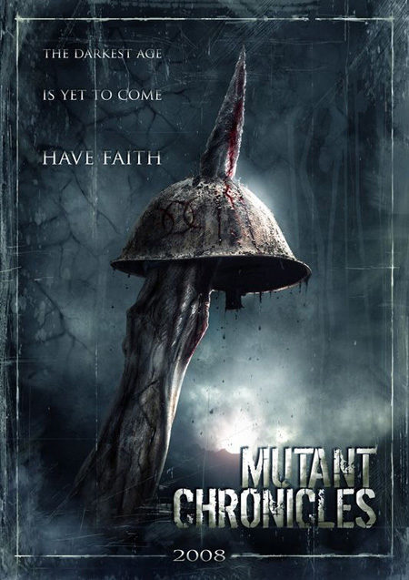 Cartel e imágenes de 'The mutant chronicles' (I)
