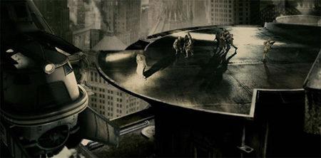 Cartel e imágenes de 'The Mutant chronicles' (II)