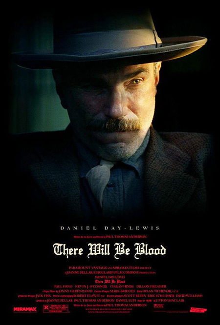 Nuevo cartel de 'There will be blood'