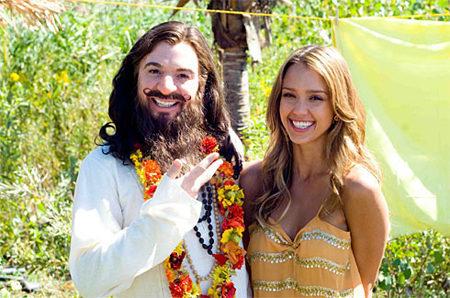 Primera imagen de 'The love guru'