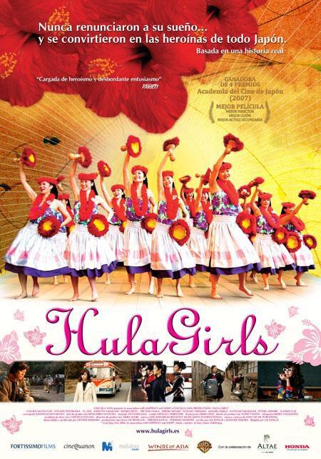 'Hula girls', la candidata nipona a los Oscar