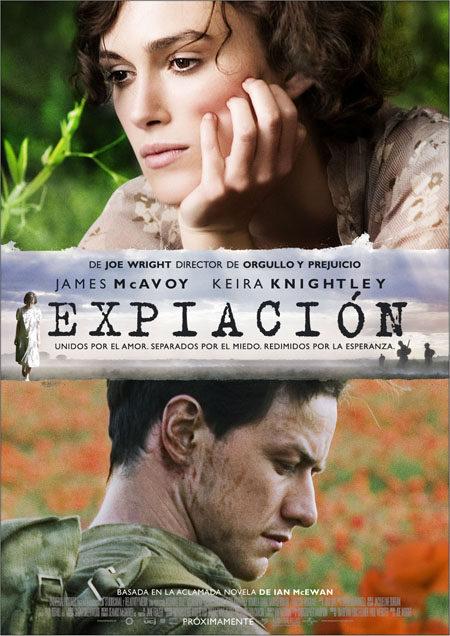 'Expiación', la nueva película de Keira Knightley