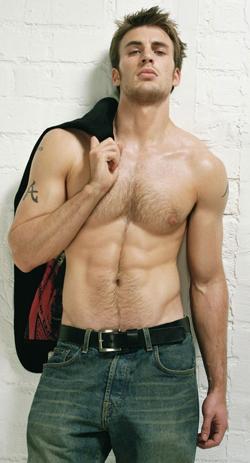 Chris Evans protagonizará 'Puncture'