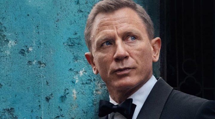 Daniel Craig en 'Sin tiempo para morir', su última película como James Bond