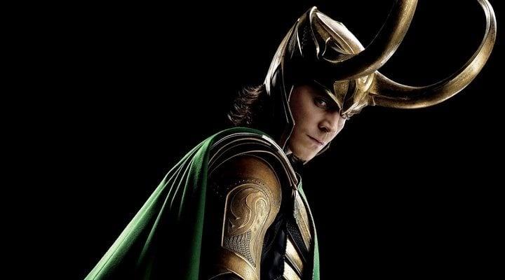 'Loki' Tom Hiddleston
