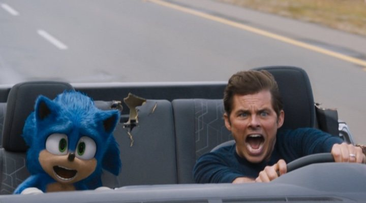 'Sonic: La Pelicula'