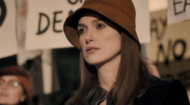 Keira Knightley 'Misbehaviour' 'Rompiendo las normas'