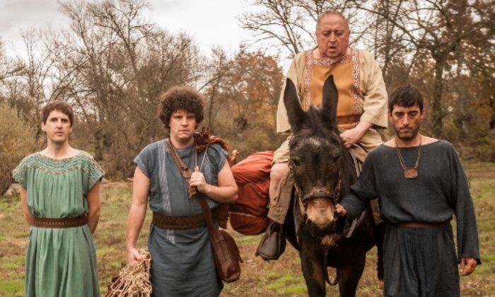 Escena de de la segunda temporada de 'Justo antes de Cristo'
